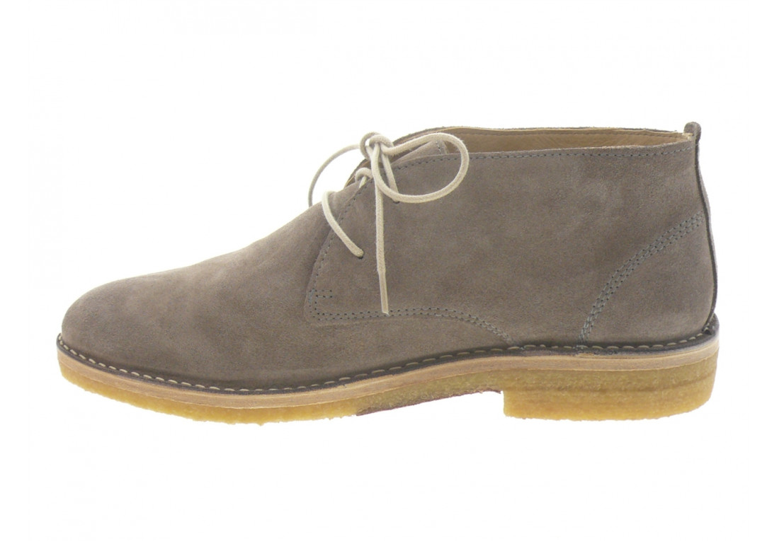 françois - Boots LISBOA - DAIM TAUPE