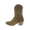 aliwell - Boots GOYA - DAIM MOUSSE