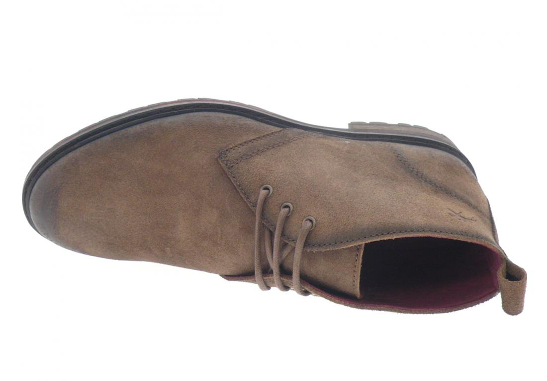 fluchos - Boots 993 - DAIM MARRON CLAIR