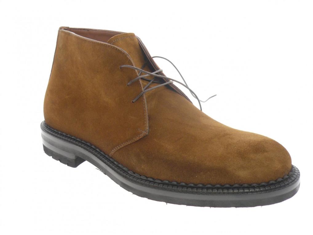flecs - Boots R620 - DAIM CAMEL