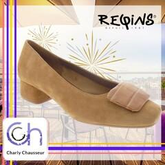 Les ballerines REQINS, accessoire de mode incontournable de l'été !!! ☀️  Sur https://www.charlychaussures.com/ et en boutique au 22/24 Rue Française à Béziers   #reqins #top #été