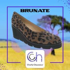 Look safari pour ce nouveau modèle de la marque Brunate, à retrouver en boutique et sur https://www.charlychaussures.com/  #new #brunate #safari