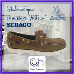 Ne cherchez plus, la véritable chaussure bateau de la marque Sebago, vous attend dès maintenant sur https://www.charlychaussures.com/  Alors Messieurs, vous attendez quoi ? 😅  #bateau #chaussures #homme #chic #officiel #sebago